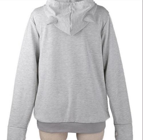 Cat lovers bluzy z cuddle etui dog pet bluzy dla kangura dorywczo swetry z uszy bluza 4xl drop shipping 24