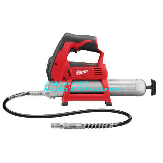 US $260 0 |The United States imported M12V rechargeable lithium grease gun  / oil injector / spray butter 18 (used products)-in Power Tool Accessories