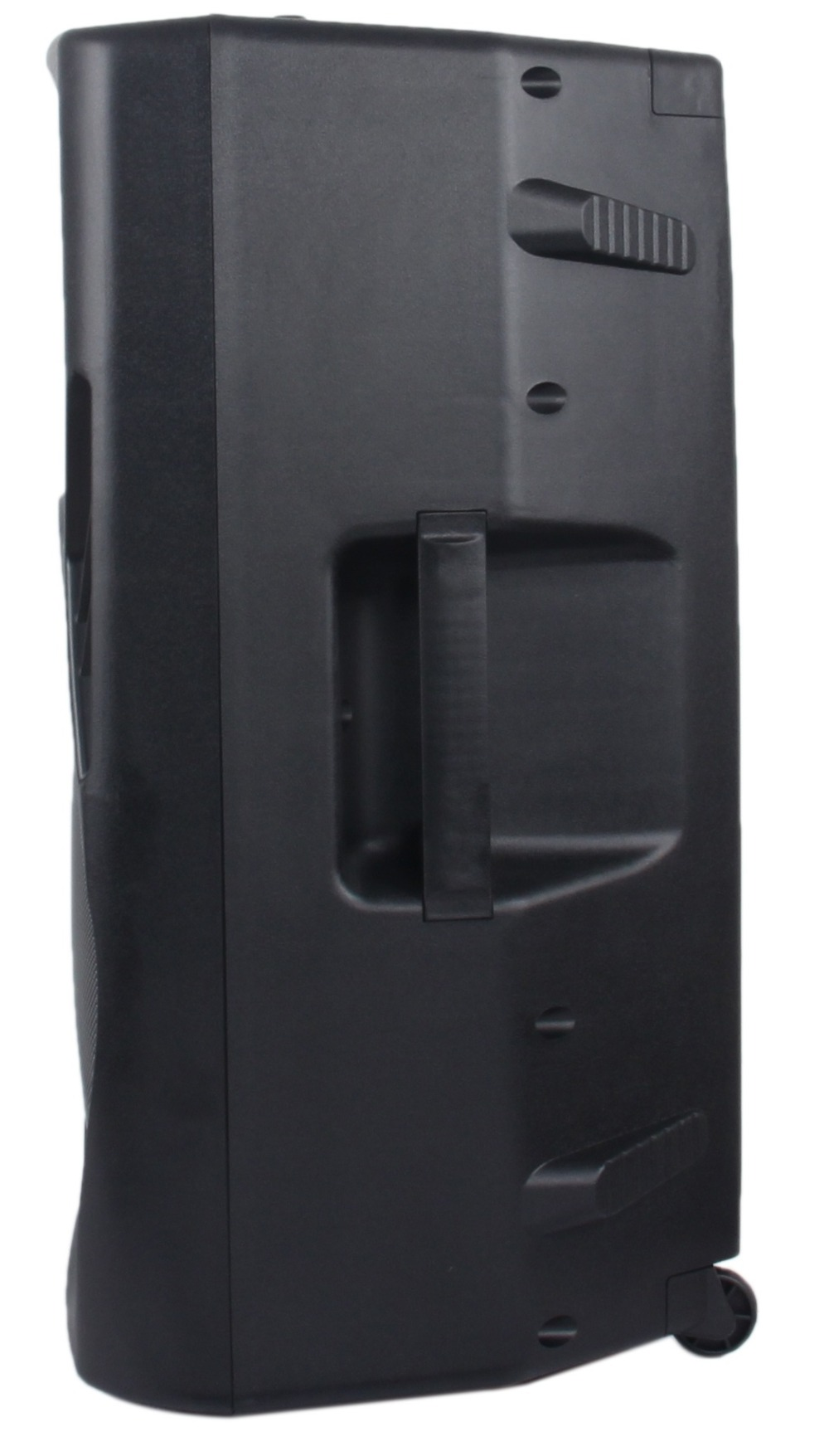 party 3500w 15inch powered pa dj party family satge show speaker with usb sd bluetooth led light