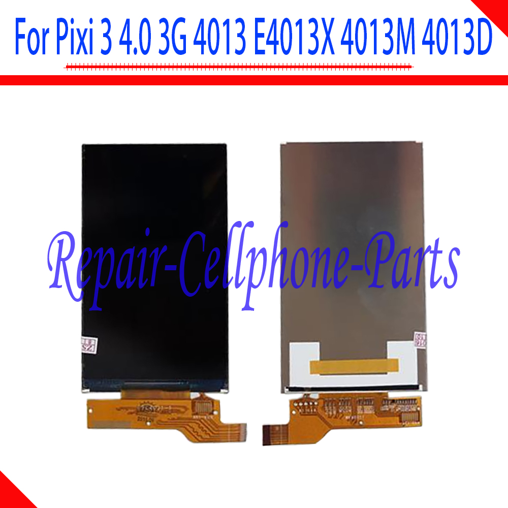 New LCD Screen Display For Alcatel One Touch Pixi 3 4.0 3G 4013 E4013X 4013M 4013D Free Shipping + Tracking