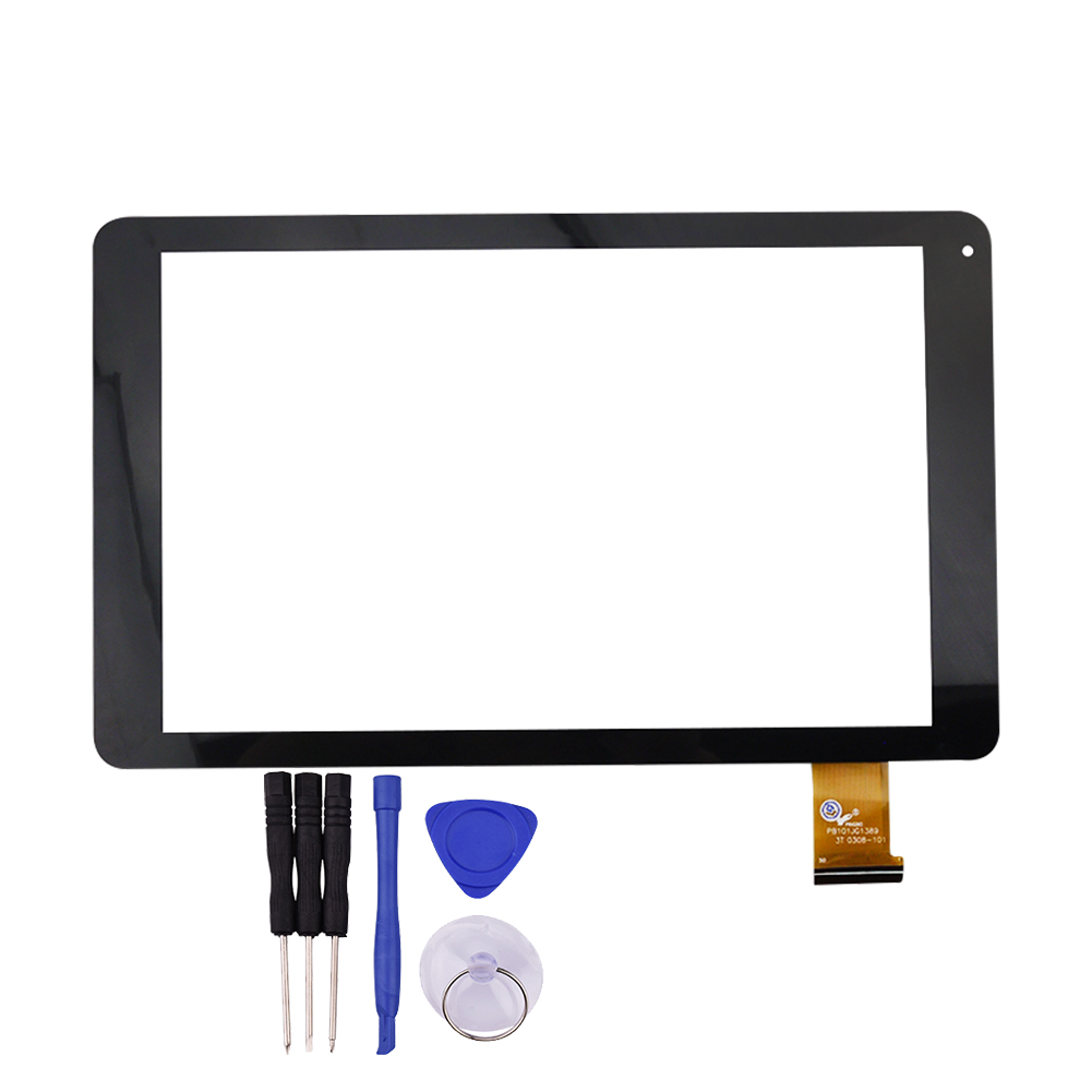 10.1 inch Touch Screen for  Multipad Muze 5001 3G PMT5001 Tablet Digitizer Lens with Free Repair Tools new touch screen digitizer for 10 1 prestigio multipad muze 5001 3g pmt5001 touch panel tablet glass sensor free shipping