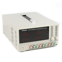 KORAD KA3305P программируемый Точность Переменная Регулируемый 30 В 5A USB RS232 Порты Цифровой DC тройной линейный Питание лаборатории Класс