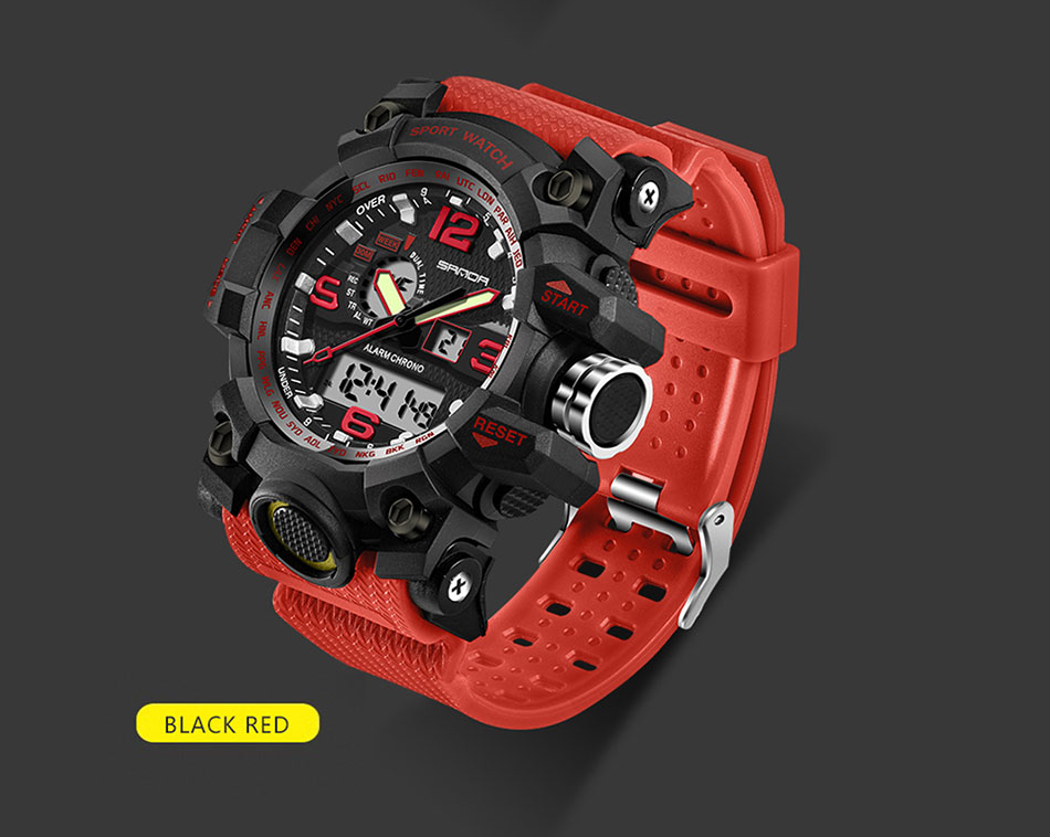 HTB1f.A.SXXXXXX6apXXq6xXFXXXN - SANDA Waterproof Sport Watc for Men