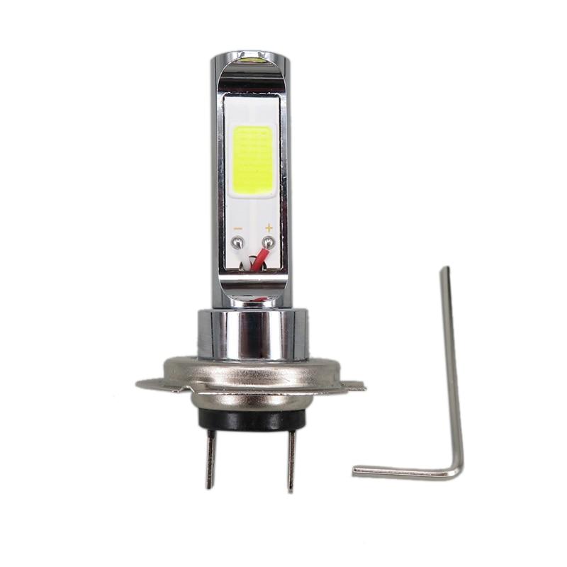 WLJH 2pcs avtomobilska LED luč 30W H4 H7 H8 9005 9006 LED žarnice - Avtomobilske luči - Fotografija 3