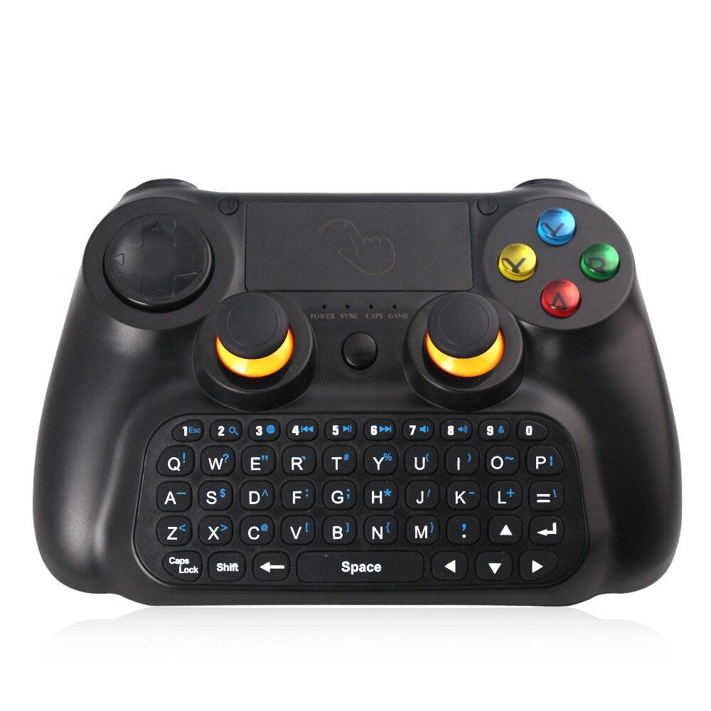 2017New modèle 3 en 1 2.4 GHz contrôleur multifonctionnel sans fil clavier clavier pavé tactile pour Android Smart TV BOX PC 100% qualité