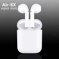 New Double Ear Bluetooth Mini Bluetooth Headset Earbuds Wireless Headphones Headsets Earphone Earpiece For Iphone Android