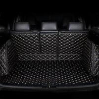 Полностью закрытых коврик багажного отделения для mercedes cla gla w211 w212 w169 w245 glk gle gl x164 vito w639 s600 автомобиля аксессуары, автомобильные коврики