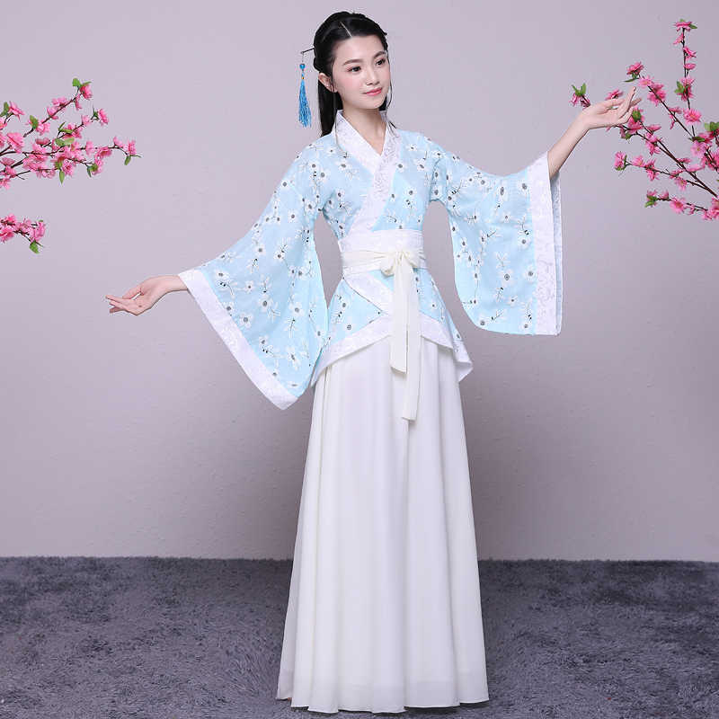 431f7e8b6 Detail Feedback Questions about Chinese ancient Fairy Clothing Hanfu for  Photography or Stage Performance film TV Fairy Costume princess elegant  dress on ...