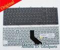 NOVO Teclado Versão DOS EUA Com Frame Para DNS Clevo W350ST W350 W370 W37S0 W370ST Laptop Teclado Inglês SN 1329021632 M