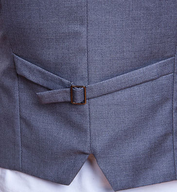 Στερεά Tunic Blazer Vest Γυναικεία Γυναικεία - Γυναικείος ρουχισμός - Φωτογραφία 6
