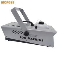 1500W smoke machine Wireless remote control fog machine stage smoke ejector Professional stage equipment