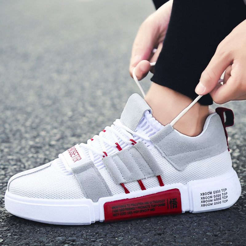 Men Shoes Spring Autumn 2018 Men Sneaker