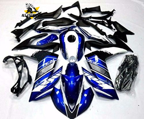 Motorcycle Fairing Kit Bodywork ABS Injection Molding For Yamaha YZF R3 R25 2014-2016 2015