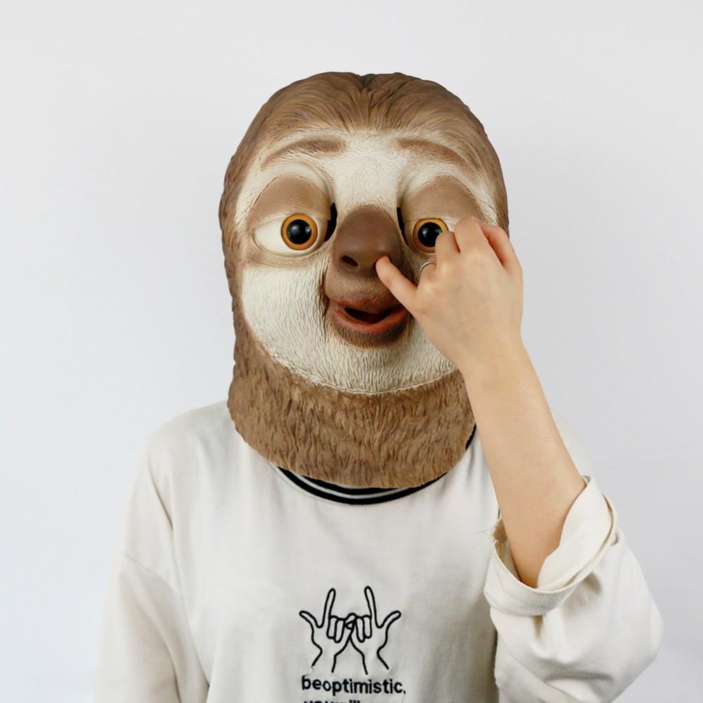 2016 Movie Cosplay Zootopia Flash Mask Latex Flash Helmet Judy Hopps Halloween Costume Prop Accessories4