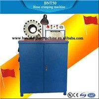 BNT50 Cheap Hydraulic High Pressure Hose Swaging Machine 1 4 5 16 3 8 1 2