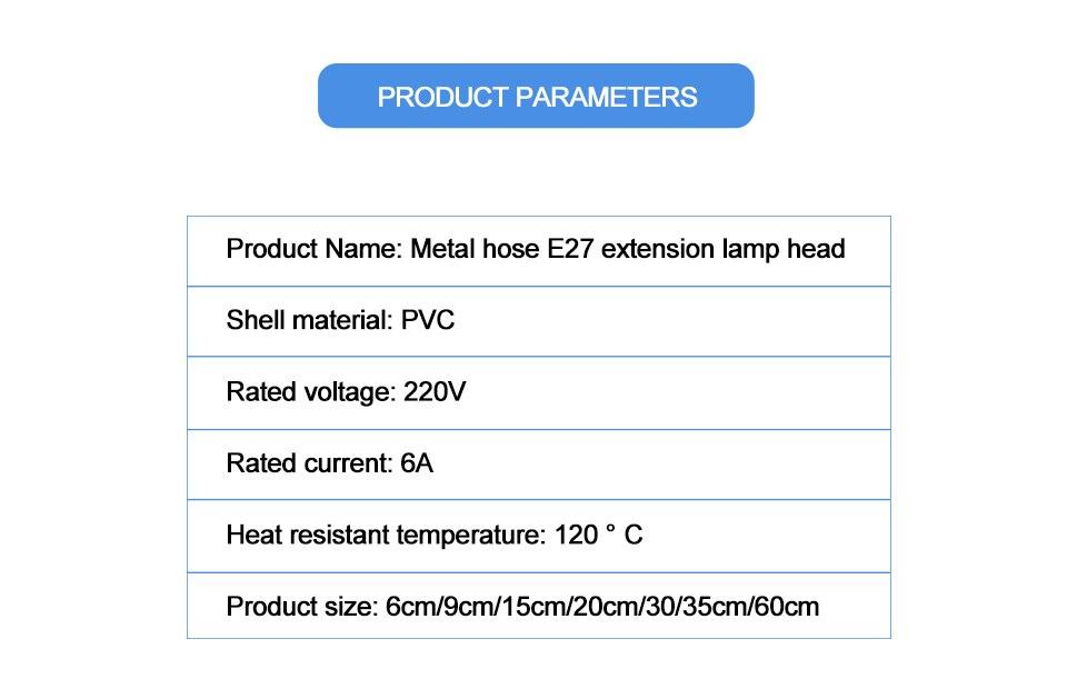 Extend Base LED Light Lamp Adapter Converter Socket  (4)