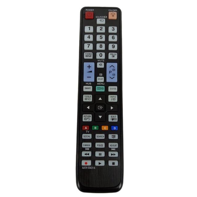 AA59 00431A للتحكم عن بعد تلفزيون سامسونج LCE ثلاثية الأبعاد لطراز UE46D8000YS UA55D7000LM UA55D8000YM PS64D8000FM UE46D7000LU
