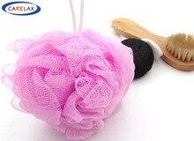 4pcs Bath Set Body Care Bathroom Accessories Set Nylon Bath Ball Konjac Face Sponge Cleanning Bath Glove Body Clean Brush