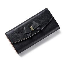 Fashion Wallet with Bow