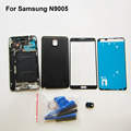 Replacement Parts for samsung Note3 N9005 housing set Carcase case Note 3 Accessories & Full Housing Case + Glass Lens +Tool