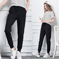 Women jogger pants Lady loose Casual  Sportswear sweatpants hip hop trousers Plus Size S-XXXL Harem Black Pants