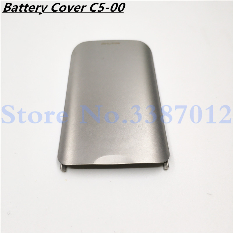 Battery door back cover For <font><b>Nokia</b></font> <font><b>C5</b></font> <font><b>C5</b></font>-00 <font><b>Housing</b></font> <font><b>C5</b></font> <font><b>C5</b></font>-00 Battery Door Back Cover <font><b>Housing</b></font> image