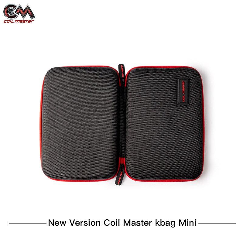 5pcs Original Portable Coil Master Kbag mini Case Electronic Cigarettes Tool case best choice for Vape