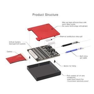 Image 4 - Deligreen 16S 3,7 V 20A 30A 40A 50A 60A 60V BMS для 67,2 V литиевого аккумулятора 18650 Lithion LiNCM Li Polymer Scooter