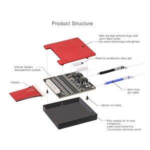 Image 3 - Deligreen 16S 3,7 V 20A 30A 40A 50A 60A 60V BMS für 67,2 V Lithium Batterie Pack 18650 lithion LiNCM Li Polymer Roller