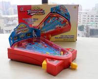 candice guo! Funny game plastic toy tabletop shoot exciting mini baseball pinball game parent kids toy birthday Christmas gift