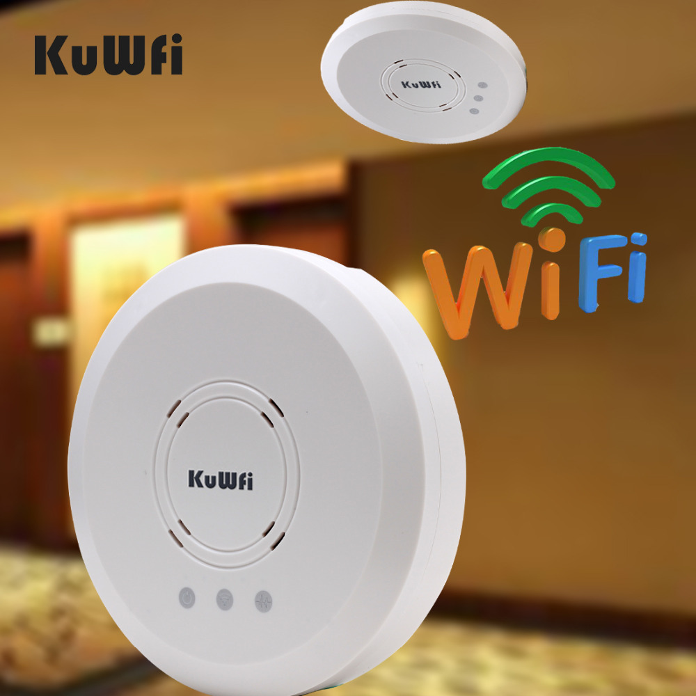 300Mbps Wireless Ceiling AP WIFI Router Access Point Best Router WIFI Repeater WIFI Extender Signal Bosster With POE Adapter