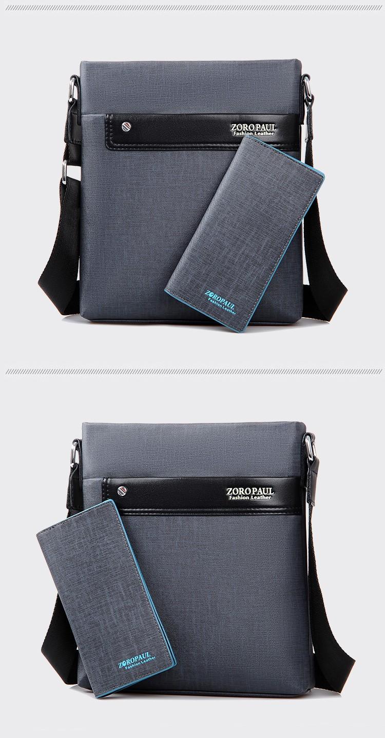 zoropaul моды для мужчин пу кожа crossbady сумка мужская сумка бизнес мужской дизайнер сумки высокого качества мешки плеча мужчины