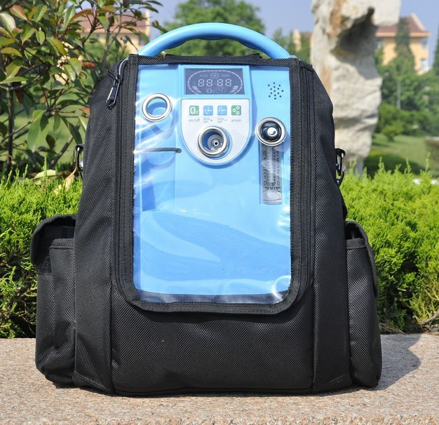 2015 Newest  medical portable  oxygen concentrator 2015 08