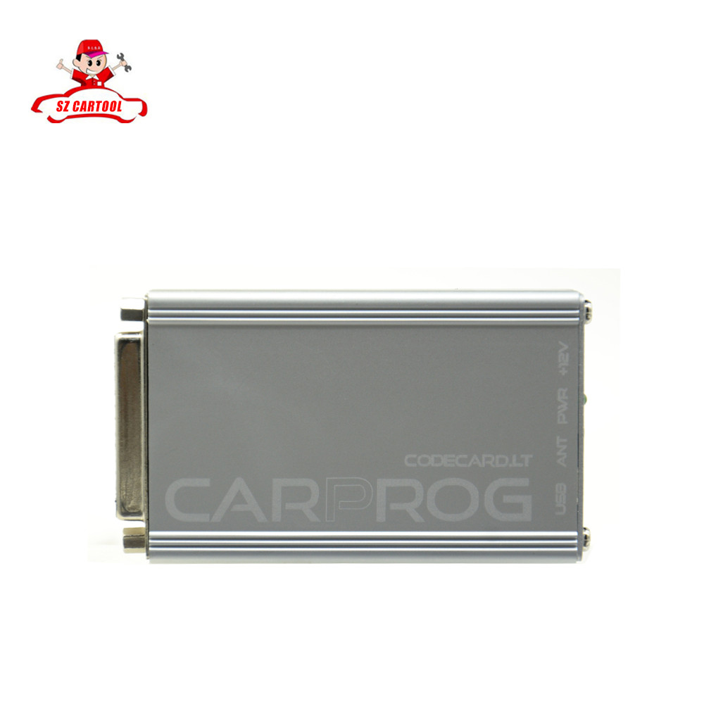ФОТО 2016 Newest Car prog Carprog V9.31 Full 21 Adaptor Professional Carprog ECU Programmer Auto Repair Airbag Reset Tools best price