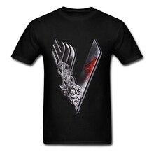 Vikings Series Logo T-Shirt for Men