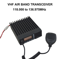 VHF AIR BAND Mobile Radio 118.000 136.975MHz MOBILE TRANSCEIVER Vehicle Car Two way Radio walkie talkie FL M1000A