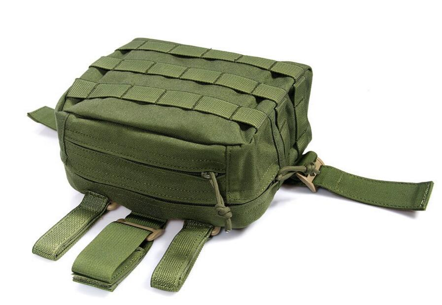 цены FLYYE MOLLE Drop Leg Accessories Pouch Military camping modular combat CORDURA PK-E005