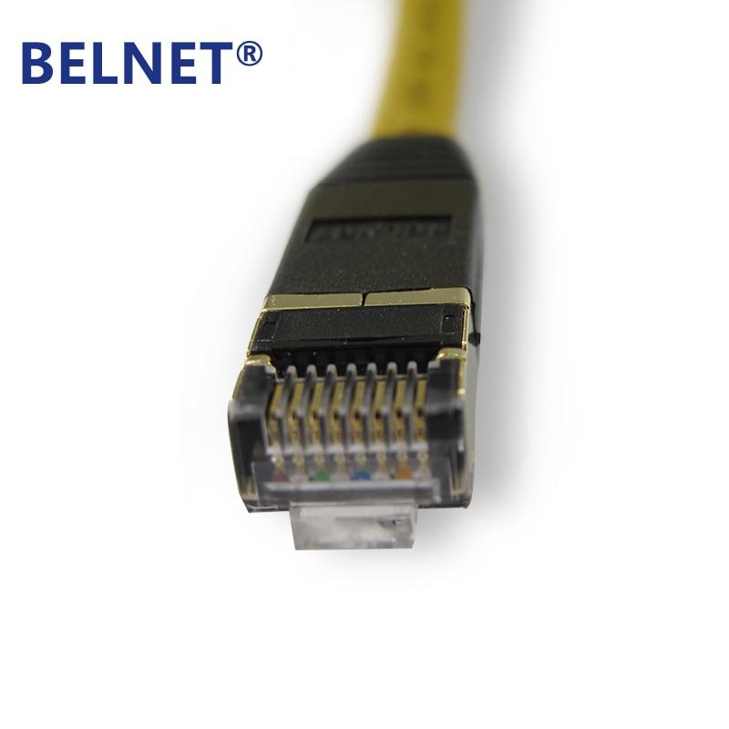 BELNET Cat7 Platte Ethernet-kabel rj45 Netwerk-patch - Computer kabels en connectoren - Foto 4