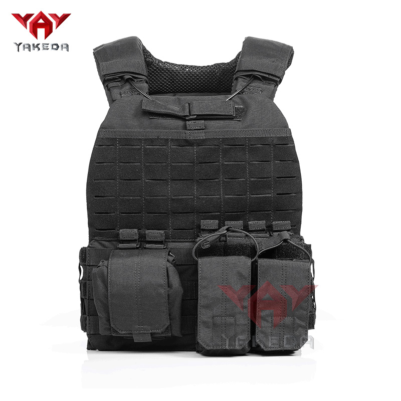 Tactical Vest Outdoor Vest, Army Fans Outdoor Vest Cs Game Vest,expand Training Field Equipment VT-8116 camouflage tactical vest mens hunting vest outdoor black training military army swat mesh vests protective equipment