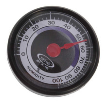 New 1 PC Mini Portable Accurate Durable Analog Hygrometer Humidity Meter Mini Power Free FOR Indoor