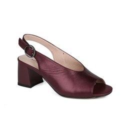 Туфли с открытым носком AstaBella