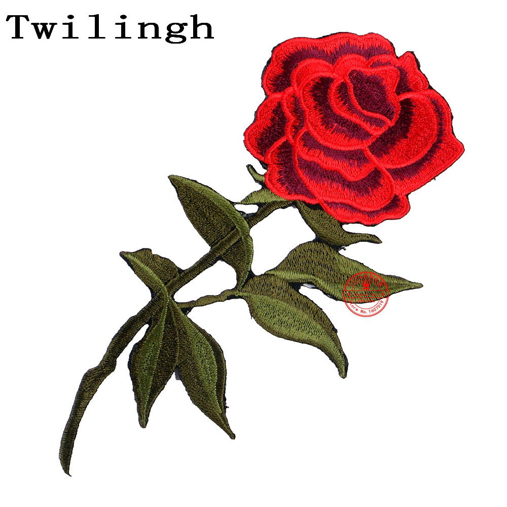 Embroidered rose reviews online shopping
