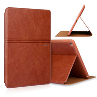 Luxury Brand Case For IPad Air 2 Super Thin Slim Tablet Cover 9 7 PU Leather