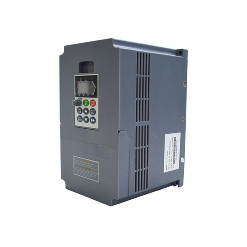 4KW VFD 5.4HP 17A 1PH 220V 400Hz VC V/F Control VFD Inpute 1phase 190~250V Output 3phase 0~220V/4A VFD for Textile Machinery стоимость