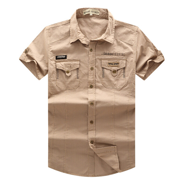 Outdoors Police Uniform Shirts Hand Washing Short Sleeve White Shirt Mens Fashion 2016 Spring Men Clothes A2031