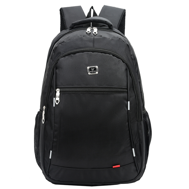 Men's Travel Bags Multifunction Rucksack Waterproof Oxford Black Computer Backpacks For Teenager Mountaineering Backpack