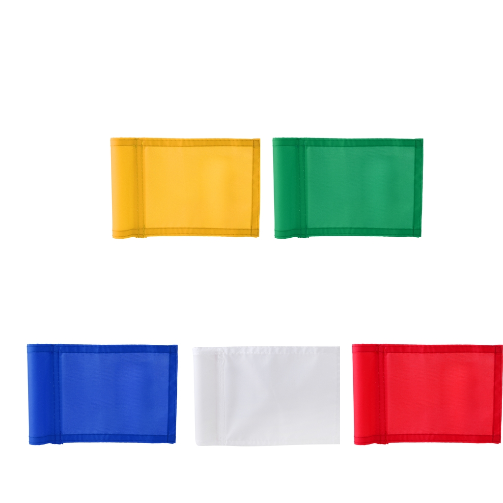 Golf Backyard Training Practice Aids Hole Pole Cup Flags Putting Green Marker For Outdoor Indoor Backyard Golf Practicing