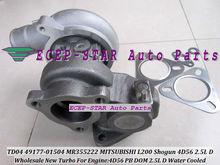 TD04-10T 49177-01513 49177-01505 MR355223 MD194843 Turbo Turbine For Mitsubishi Pajero II L200 L300 Shogun 4D56 PB DOM DE 2.5L D