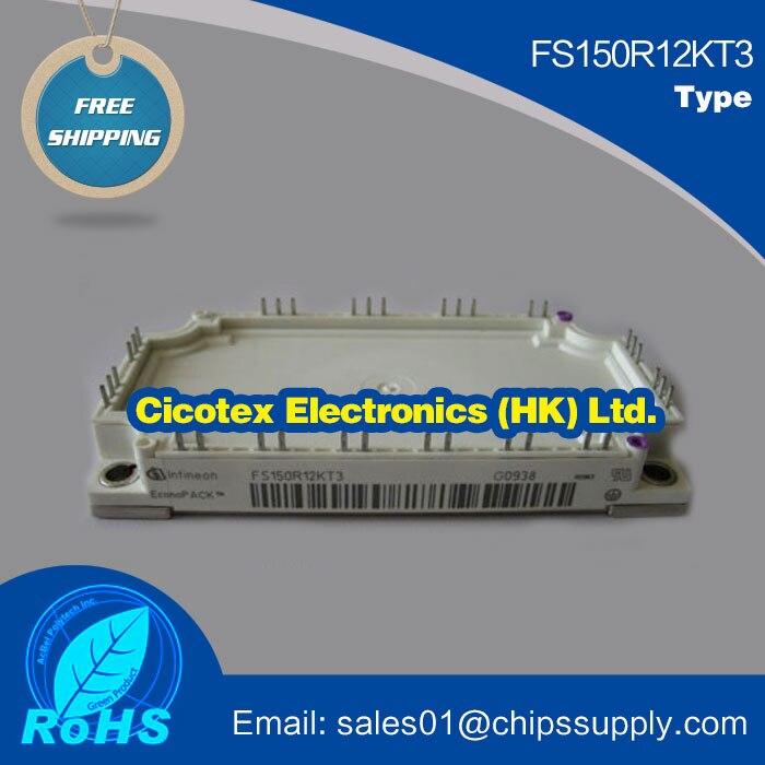 FS150R12KT3 IGBT MODULE IGBT MODULE 1200V 200A CHASS MNT FS150R12KT3BOSA1FS150R12KT3 IGBT MODULE IGBT MODULE 1200V 200A CHASS MNT FS150R12KT3BOSA1