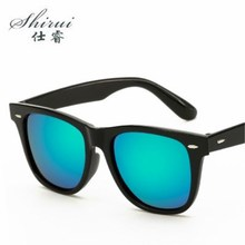 Vintage High Quality Sunglasses Men Women Brand Designer Glasses Mirror Sun Glasses Fashion Gafas Oculos De Sol UV400 #S071 lowest price high quality metal frames oculos de sol sun glasses men sunglasses brand designer gafas feminino eye glasses 905